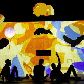 Ma couleur préférée, texte de Ronan Cheneau, mise en scène de David Bobée, au Théâtre Paris-Villette